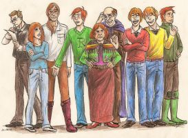 Weasley by lisonette