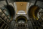 Antwerp Central Station by kevin-tsyen