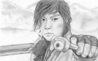 T.O.P. from IRIS by Eli-Hinze