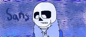 Sans in DAMuro [READ DESCRIPTION] by cjc728