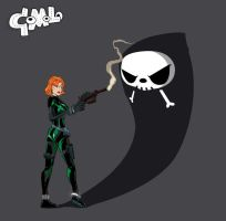 DEADLY SPIES by Comolo
