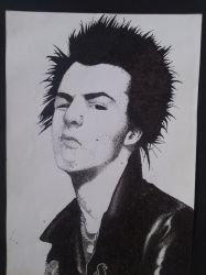 Sid Vicious by The27