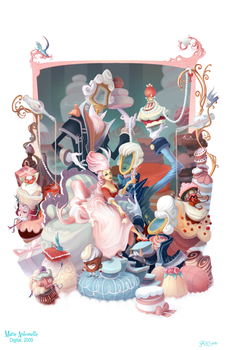 Marie Antoinette by Channel-Square