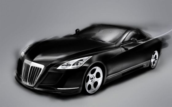 Maybach Exelero Final by Holyrebelion