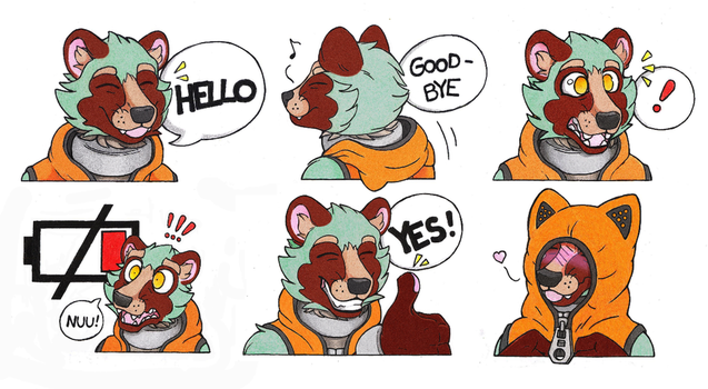 Sutiban sticker pack by danwolf15