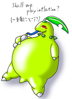 Inflated bayleef