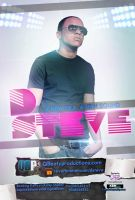 DSteve Promo Flyer by Numbaz