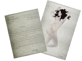 Epistolaire by Sybarico