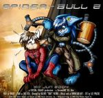 Spider-Bull by skifi