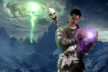 Dorian Wallpaper by AlistairAndAnders