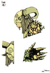 PANS_LABYRINTH_FAUN_CHARACTER_CONCEPT by eventsandbangREVIEW