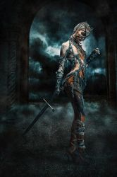 The Knight by WesterArt