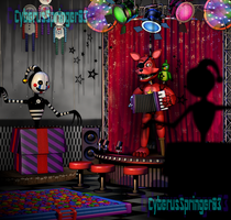 (SPOILERS!) Pirate Cove!-FNaF6 (Edit) by CyberusSpringer03