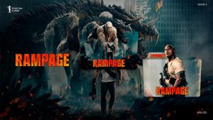 Rampage (2018) Folder Icon #3 by sebasmgsse