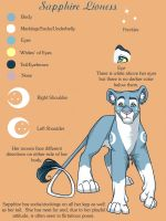 Sapphire Reference Sheet by ShadowedFate