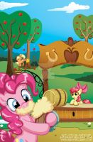 MLP Commission Apple Acres Cider by MaryBellamy