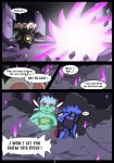 Murphy's Tales Arc 1 Page 3 by Leslongxia