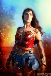 This Is My Mission - Wonder Woman Movie Cosplay by megabethbob
