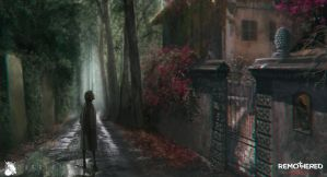REMOTHERED: Tormented Fathers - The Arrival by Chris-Darril
