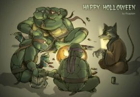 Happy Holloween by Rcaptain
