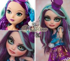 EAH 17 inch Madeline repaint #1 ~Madeline~ by RogueLively
