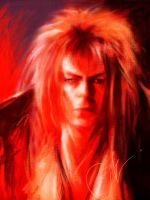 JARETH quick sketch by JALpix