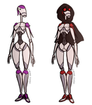 Star Wars: Clone Wars Droid Concepts by Simina-Cindy