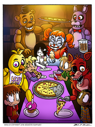 13 Days of ERMA-WEEN: Day 2 by OUTCASTComix