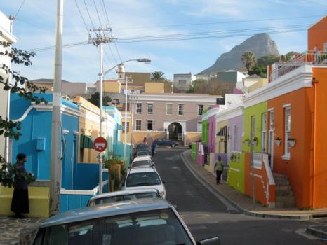 In Bo Kaap by thrice-cursed