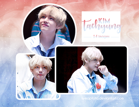 [PHOTOPACK 009] BTS-KIM TAEHYUNG by kyeoptata