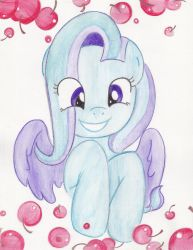 Cherry Pie Water Colors by Lil-Bea
