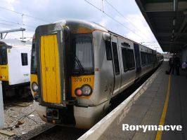 Stansted Express 379011 at Cambridge by The-Transport-Guild