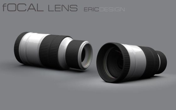 3D sony by 3DEricDesign