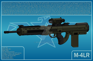 M-4LR by MOAB23