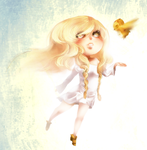 O W L Sailor: Chibi ::Gaia by JamGirl0808