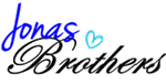 text Jonas Brothers PNG 5 by MaryJoBrosRockWorld