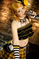 Kagamine Rin :01: by breathless-ness