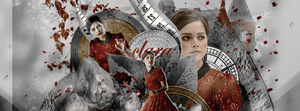 Jenna Coleman by blondehybrid