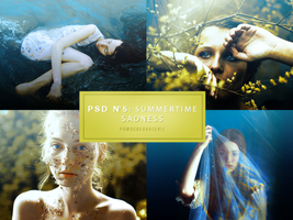 PSD 5 Summertime Sadness by PowderedArsenic