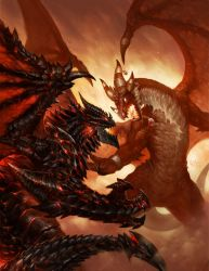 Deathwing and the Binder of Life by ijur