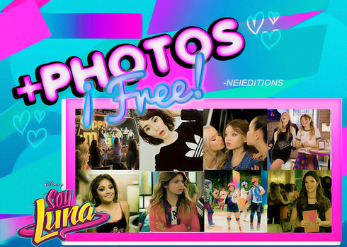 PACK DE FOTOS SOY LUNA 3 by Neieditions69