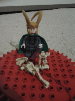 The Adventures of Lego Loki 8 by crystal-of-ix