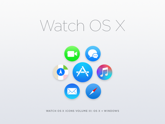 Watch OS X Volume III By Jason Zigrino by JasonZigrino