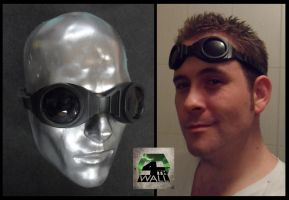 Riddick Goggles by 4thWallDesign