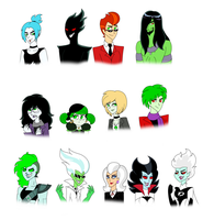 Danny Phantom 63 (PT. 2) by PurfectPrincessGirl