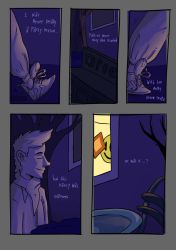 Night Vision (PAGE 2) by Erik-Ezrin