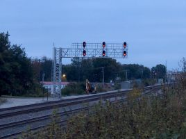 October 4th Railfan Trip 12: Final Picture by lonewolf3878