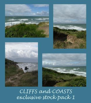Cliffs and Coast  Pack1 EXCLUSIVE by Amliel