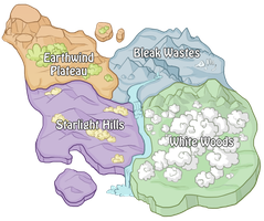Faering Foraging Realms {OPEN} by AlimareEmpire