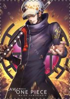 Trafalgar Law by ZhangDing